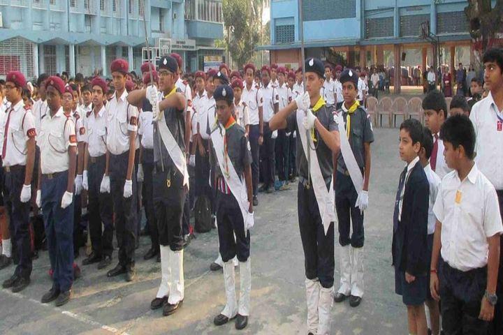 Don Bosco High School-School Activity