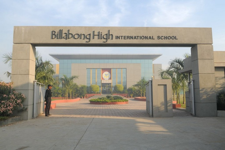 Billabong High International School-Campus-View gate