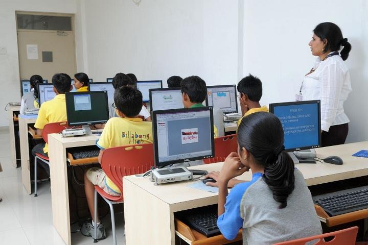 Billabong High International School-IT Lab
