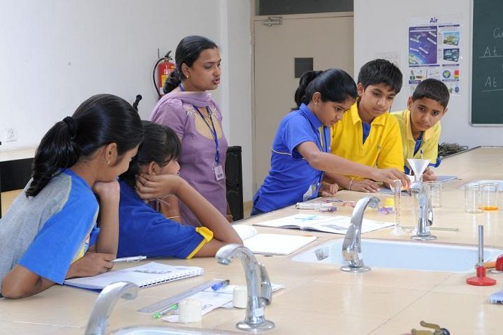 Billabong High International School-Laboratory