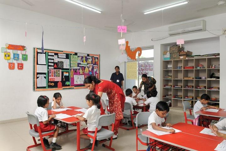 Billabong High International School-Library