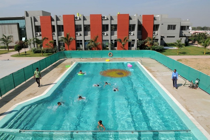 Billabong High International School-Swimming Pool