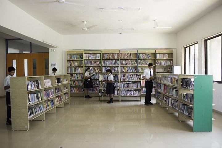 Vapi Public School-Library