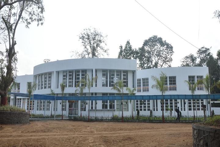 Dr Vijaypat Singhania School-Campus-View