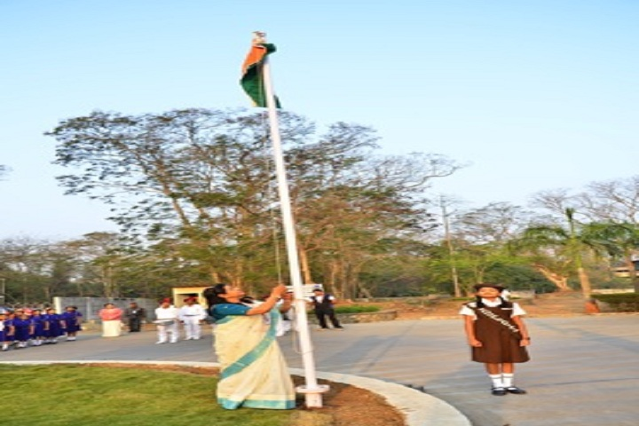 Dr Vijaypat Singhania School-Events republic day