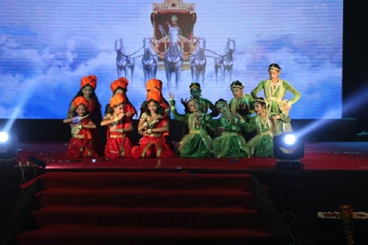Dr Vijaypat Singhania School-Others function
