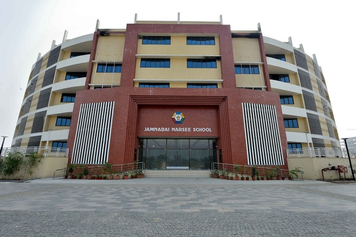 Jamnabai Narsee School-Campus-View