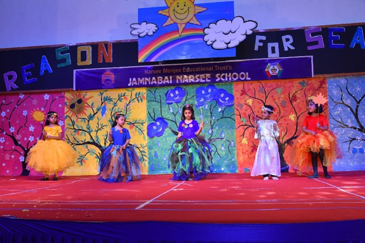 Jamnabai Narsee School-Events