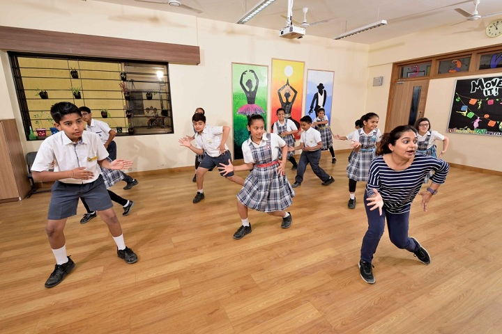 Jamnabai Narsee School-Others dance