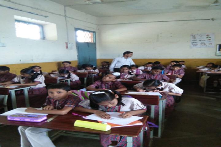 Dav Ispat Public School - Classroom