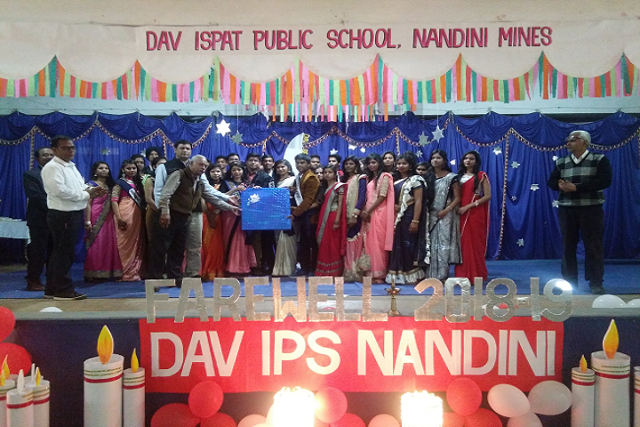 Dav Ispat Public School - Events