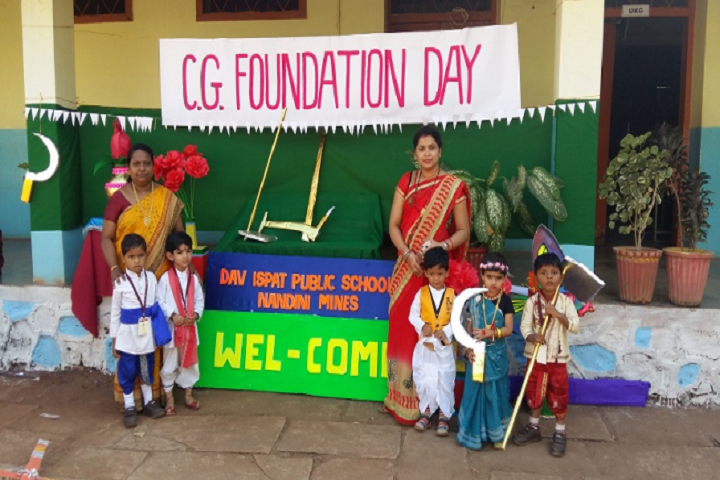 Dav Ispat Public School - Foundation Day