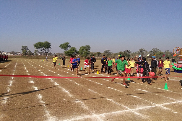 Dav Ispat Public School - Sports