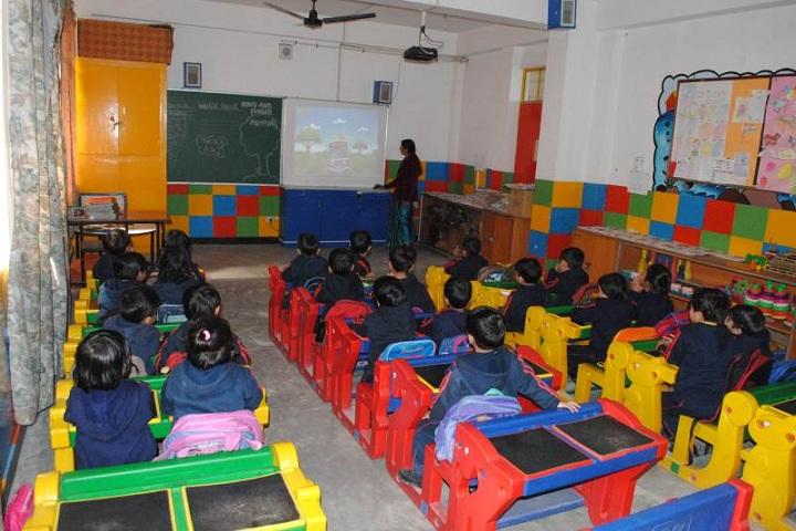 Lt Atul Katarya Memorial School-Classroom smart