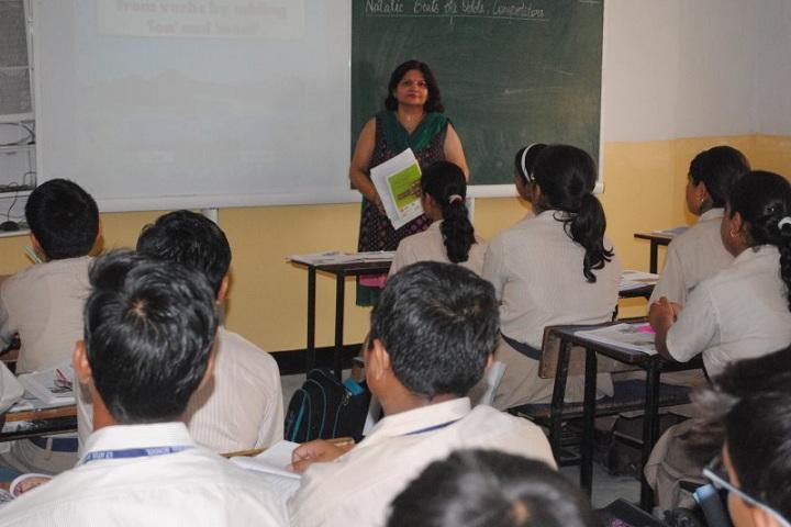 Lt Atul Katarya Memorial School-Classroom