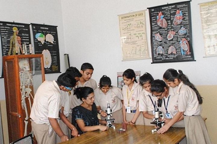 Lt Atul Katarya Memorial School-Laboratory biology
