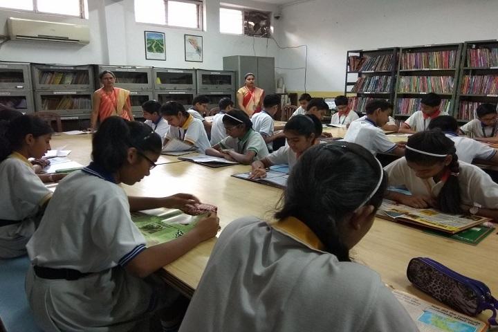 Lt Atul Katarya Memorial School-Library with reading room