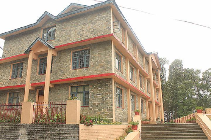 Sacred Heart Senior Secondary School-Campus-View entrance