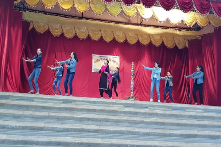 Sacred Heart Senior Secondary School-Events dance