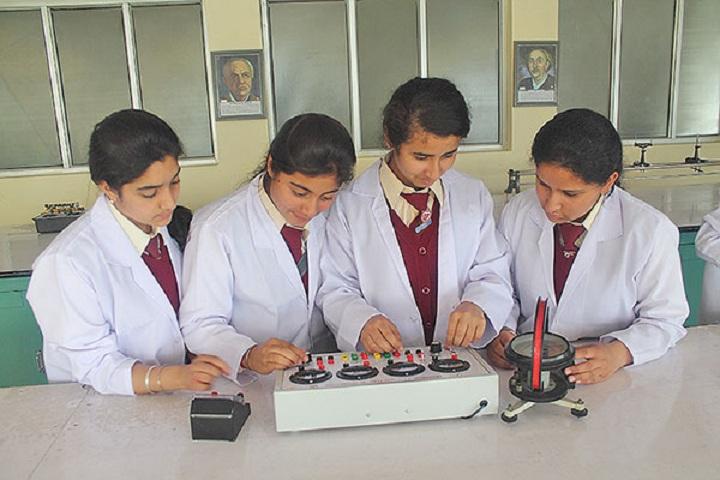 Sacred Heart Senior Secondary School-Laboratory physics