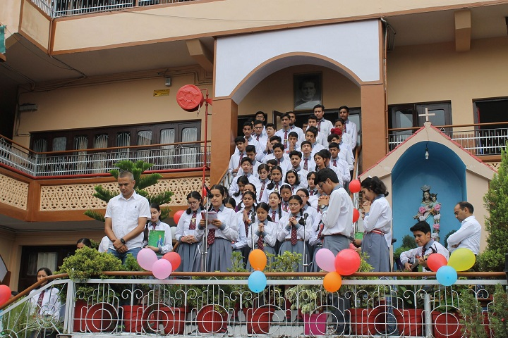 Our Lady Of The Snows High School-Events teachers day