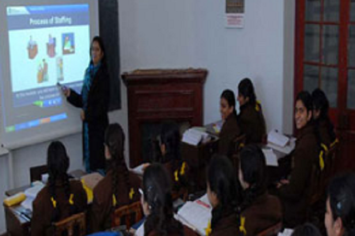 Auckland House School-Classroom smart