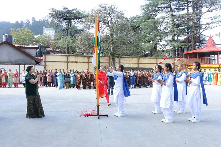 Auckland House School-Events republic day