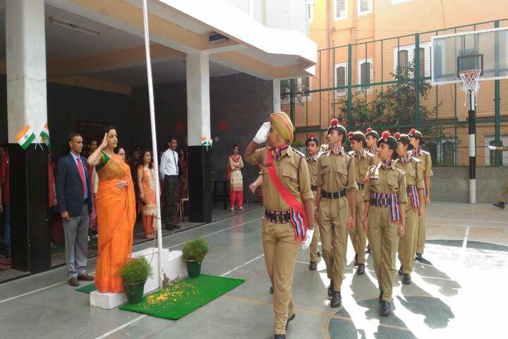 Shimla Public School-Independence Day