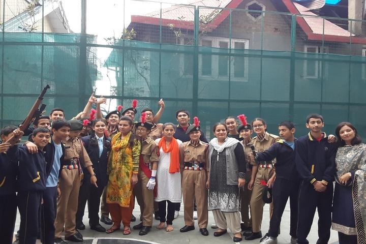Shimla Public School-Kargil Diwas