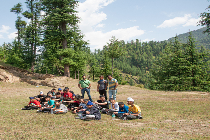Shimla Public School-Trip