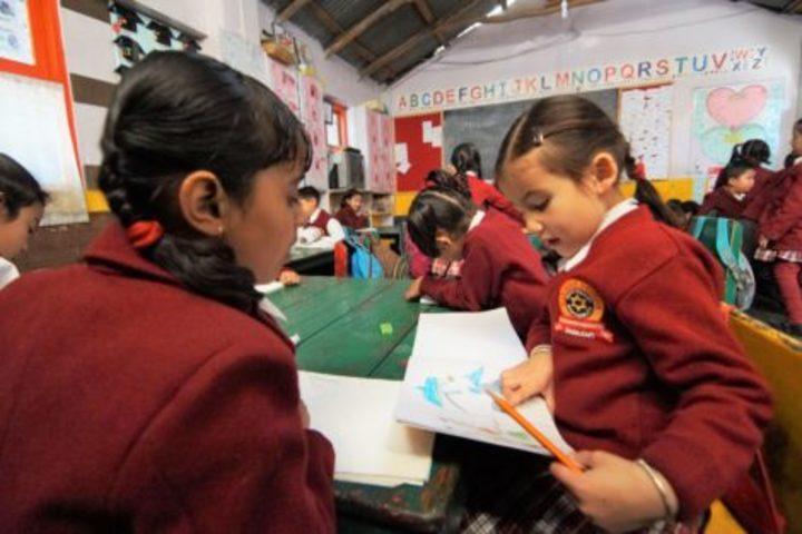 Day Star School-Activity