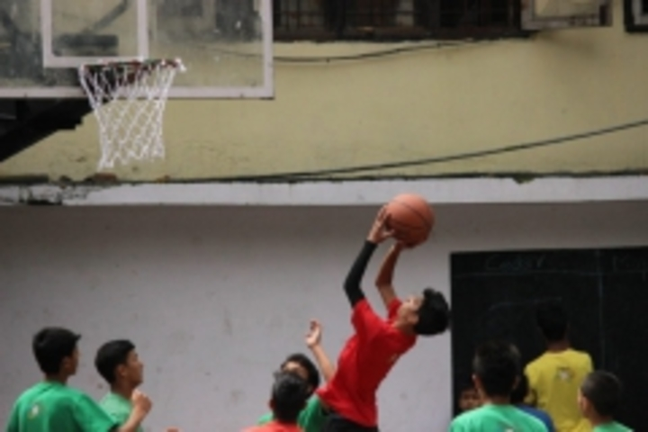 Day Star School-Basket Ball