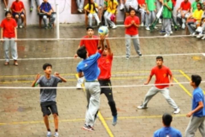 Day Star School-Volley Ball