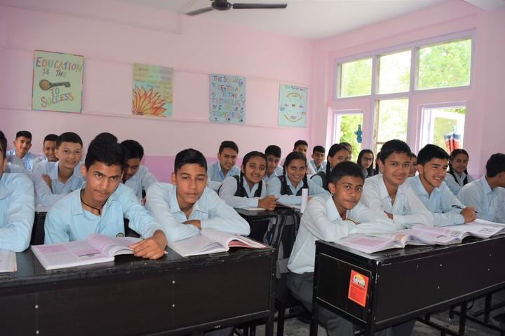 Trinity School-Classroom