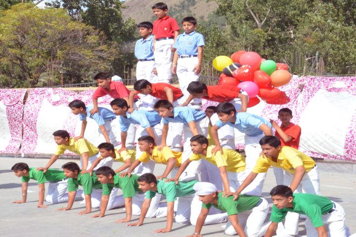 Trinity School-Sports Day