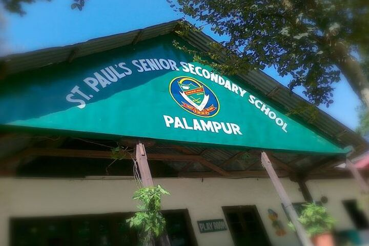 St Pauls Senior Secondary School-Building