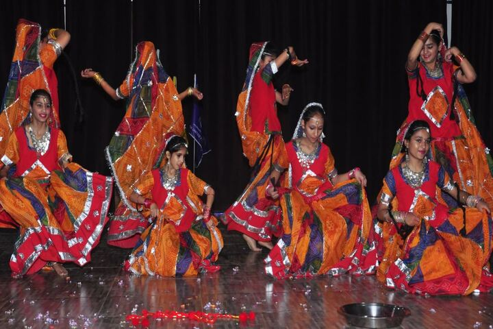 St Pauls Senior Secondary School-Dance