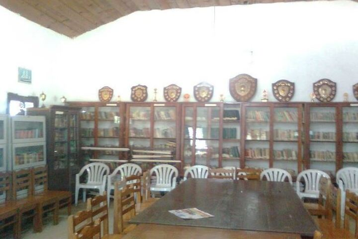 St Pauls Senior Secondary School-Library