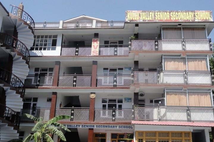 Kullu Valley School-Building