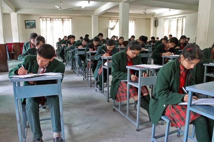 Kullu Valley School-Canteen