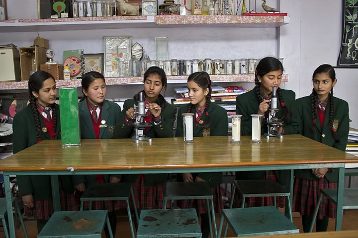 Kullu Valley School-Physics Lab