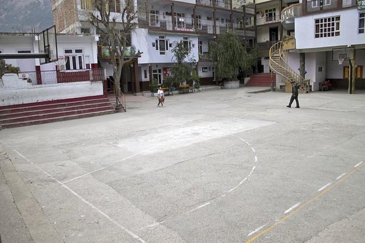 Kullu Valley School-Play Ground