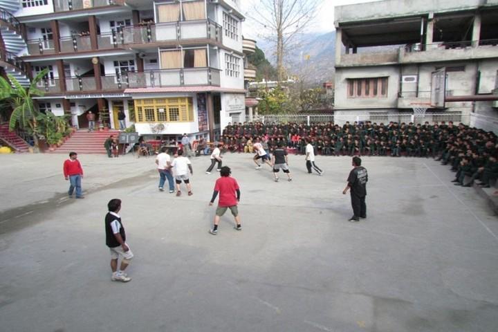 Kullu Valley School-Sports