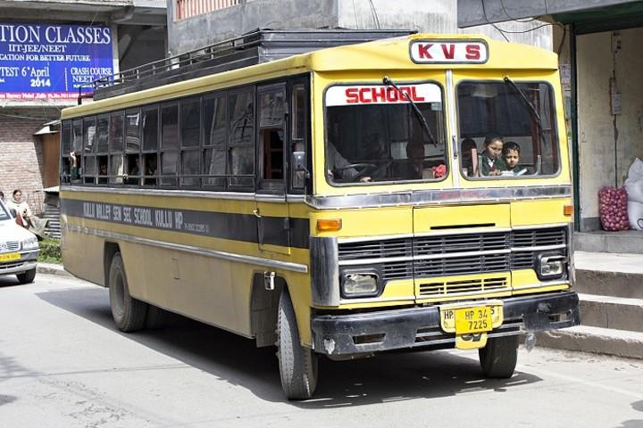 Kullu Valley School-Transport