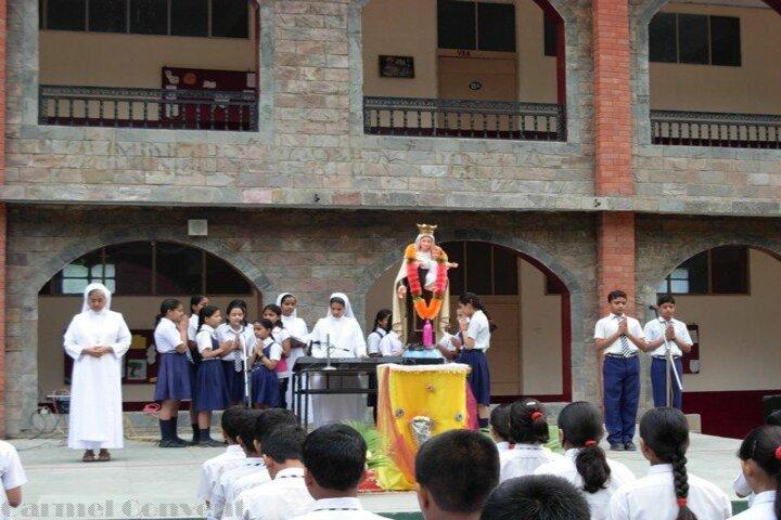 Carmel Convent School-Carmel Day