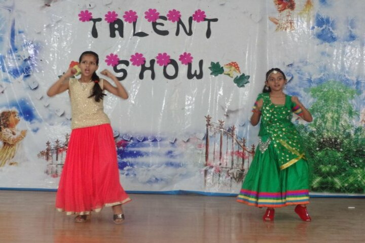 Carmel Convent School-Talent Show