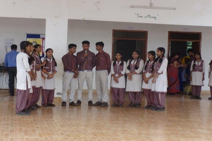Dav Mukhyamantri Public School-Group Song