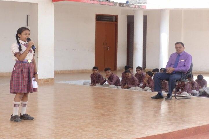 Dav Mukhyamantri Public School-Student Speech