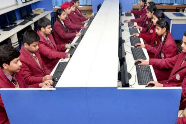 DAV Mukhyamantri Public School-Computer Lab