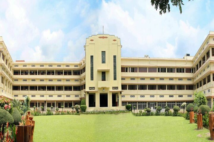 Sacred Heart Convent School-Campus View